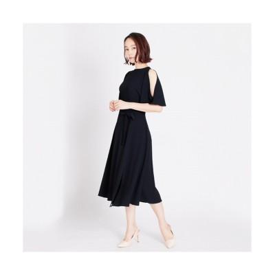 MARTHA(マーサ) ショルダーオープンワンピース (ワンピース)Dress