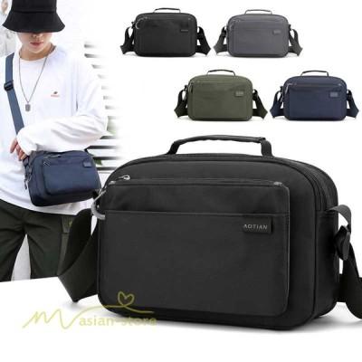 メッセンジャーバッグ ショルダーバッグ ハンドバッグ 斜めがけバッグ カジュアルバッグ メンズバッグ オシャレ 軽量 大容量 送料無料 通勤通学