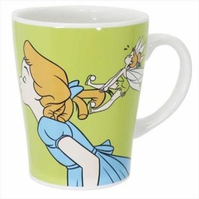 ◆ピーターパン/陶器製マグ/アートオブアニメーション(ディズニー)(586)