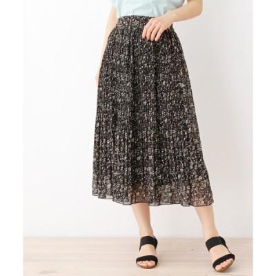 SHOO・LA・RUE(シューラルー)ロングプリーツスカート
