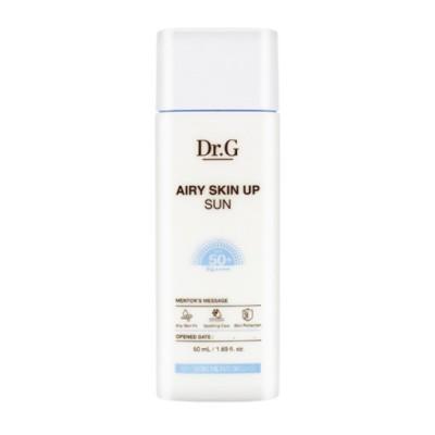 Dr.G ドクタージー Airy Skin Up Sun エアリースキンアップサン (50ml) SPF50+ PA++++ Dr G DrG 日焼け止め