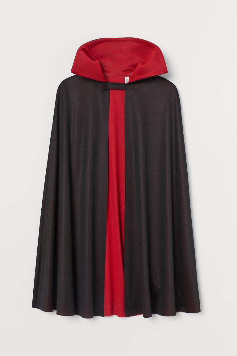 H & M - 化裝舞會披風 - 黑色