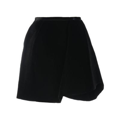 アーデム ERDEM ひざ丈スカート ブラック 10 レーヨン 60% / ポリウレタン 14% / シルク 13% / ナイロン 13% ひざ丈ス