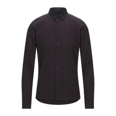 RICHMOND DENIM シャツ ディープパープル M コットン 100% シャツ