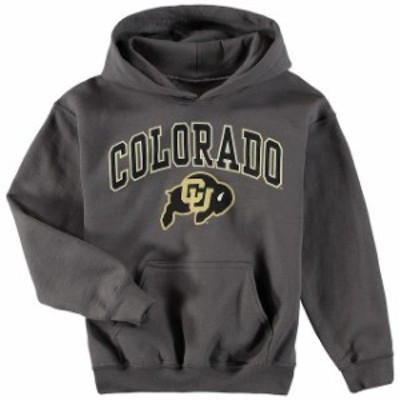 Fanatics Branded ファナティクス ブランド スポーツ用品  Fanatics Branded Colorado Buffaloes Youth Charcoal Team