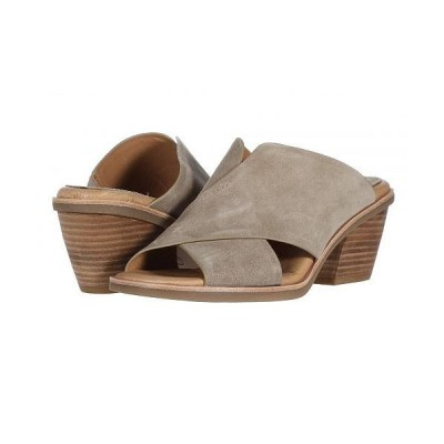 Sofft ソフト レディース 女性用 シューズ 靴 ヒール Perrie - Light Grey Oiled Cow Suede
