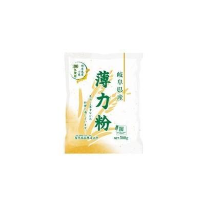 桜井食品 岐阜県産薄力粉 500g×3個           JAN:4960813123371