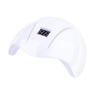 LEDネイルドライヤー シェラックジェルネイル、36W、白のために3統合タイマーとLEDディスプレイとプロフェッシ