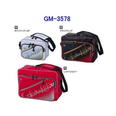 がまかつ ショルダーバッグ(M) GM-3578 (フィッシングバッグ)
