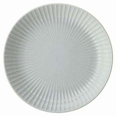 TAMAKI カレー パスタ皿 ライン ホワイト 直径22.6×高さ4cm 620ml 電子レンジ・食洗機対応 日本製 T-884447