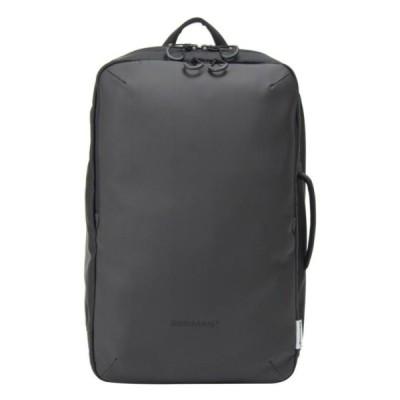 [バーマス]Freelancer キャリングパック ブラック ビジネスバッグ/ブリーフケース