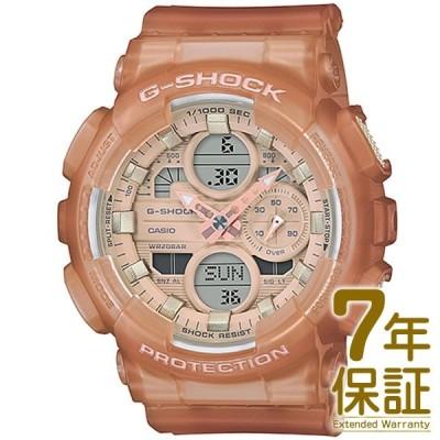 【正規品】CASIO カシオ 腕時計 GMA-S140NC-5A1JF メンズ G-SHOCK Gショック クオーツ