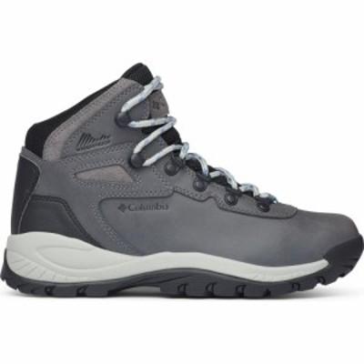 コロンビア Columbia レディース ハイキング・登山 ブーツ シューズ・靴 Newton Ridge Plus Hiking Boots Quarry/Cool Wave