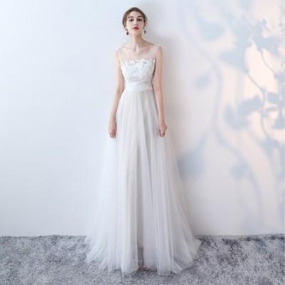 ウェティグドレス 結婚式 安い 大きいサイズ  ウェティグドレス  Aラインドレス 二次会 海外挙式 花嫁 ドレス パーティードレス エンパイア カラー 送料無料