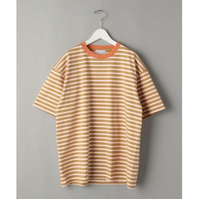 BEAUTY&YOUTH UNITED ARROWS / <TOWN> 90BORDER BGE/Tシャツ MEN トップス > Tシャツ/カットソー