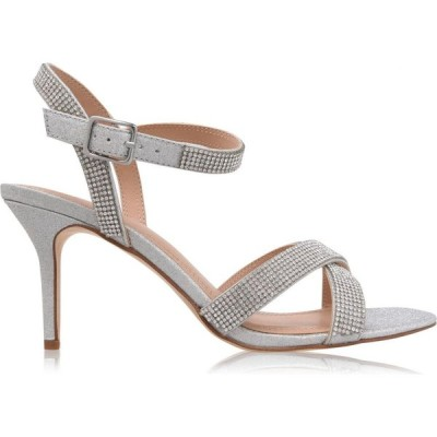 リネアペレ Linea レディース サンダル・ミュール シューズ・靴 D Strap Heeled Sandals Silver