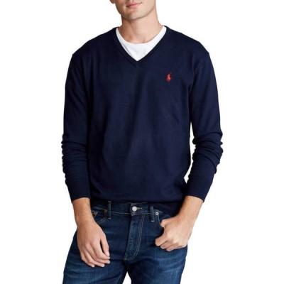ラルフローレン メンズ ニット・セーター アウター Cotton V-Neck Sweater