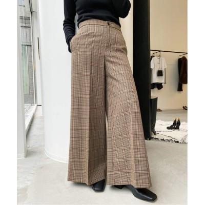 レディース アパルトモン Gentleman Pants ブラウン 38
