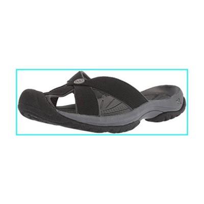 KEEN レディース バリサンダル US サイズ: 5 カラー: ブラック