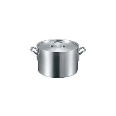 EBM アルミ S型 半寸胴鍋 18cm【 ガス専用鍋 】