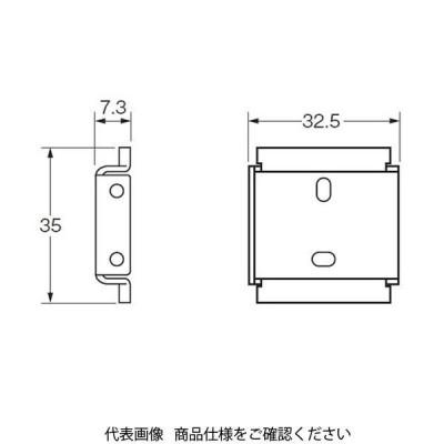 オムロン(OMRON) 取りつけ金具 SRT2-ATT02 1セット(15個)(直送品)