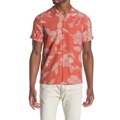 トリ・リチャード メンズ シャツ トップス Impression Hawaiian Short Sleeve Shirt SPICE