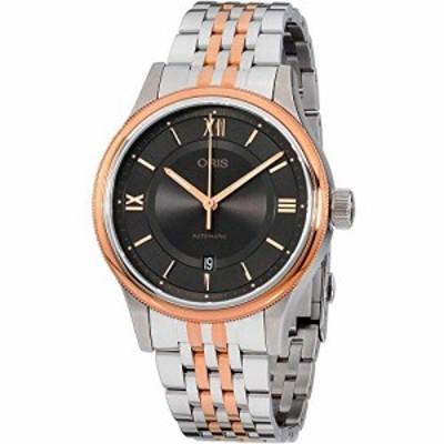 腕時計 オリス メンズ Oris Classic Date / Bi-Color