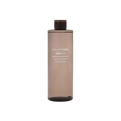 無印良品 エイジングケア化粧水・高保湿タイプ(大容量) 400ml 38743187