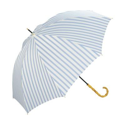 Wpc./KiU / LIMITED/ベーシックバンブーアンブレラ WOMEN ファッション雑貨 > 長傘