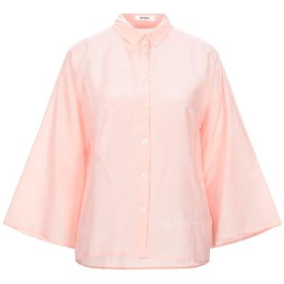 ファイブプレビュー 5PREVIEW シャツ ピンク XS コットン 75% / シルク 25% シャツ