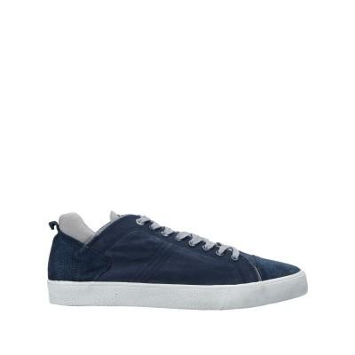 コルマー COLMAR スニーカー&テニスシューズ(ローカット) ブルー 40 革 / 紡績繊維 スニーカー&テニスシューズ(ローカット)