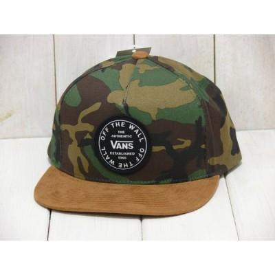 VANS バンズ キャップ OLD SKOOL CIRCLE USA直輸入モデル 帽子