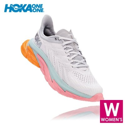 HOKA one one(ホカ オネオネ) レディース ロード ランニングシューズ CLIFTON EDGE【ランニング ジョギング マラソン トレーニング フィットネスジム 靴】