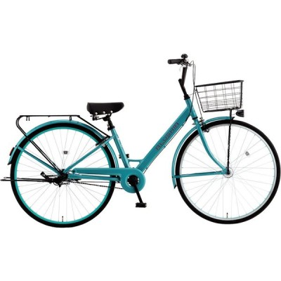 シティサイクル シオノ アルシア 27 オートライト (エメラルドグリーン) 2021 SHIONO ALUSHIA 27AT 塩野自転車