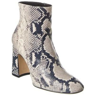スチュアート ワイツマン レディース ブーツ&レインブーツ シューズ Stuart Weitzman Nell Leather Ankle Boot -