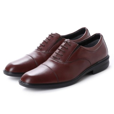 ANTIBA Commfy アンティバ  防水・消臭 本革ビジネスシューズ 紳士靴 ストレートチップ AC6506