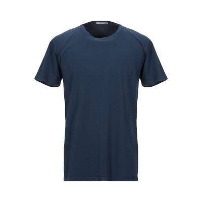 N° 02 T シャツ ダークブルー XXL コットン 100% T シャツ