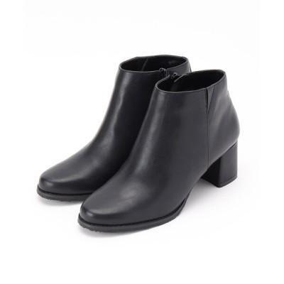 SOUP / 【WEB限定アイテム】TEMPERATE フェイクレザーショートブーツ WOMEN シューズ > ブーツ