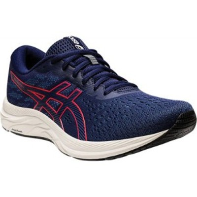 アシックス ASICS メンズ ランニング・ウォーキング スニーカー シューズ・靴 GEL-Excite 7 Running Sneaker Peacoat/Classic Red