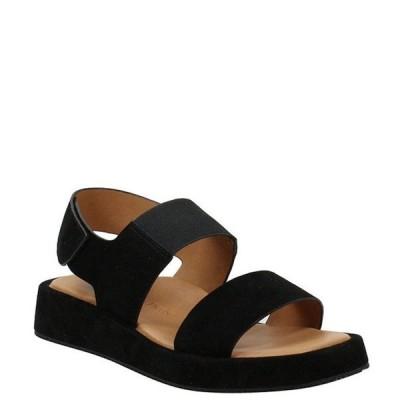 ラモールドピード レディース サンダル シューズ Ainsley Suede Platform Wedge Sling Sandals