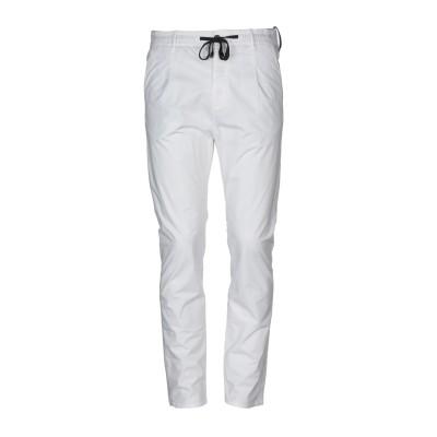 アティピコ AT.P.CO パンツ ホワイト 50 97% コットン 3% ポリウレタン パンツ
