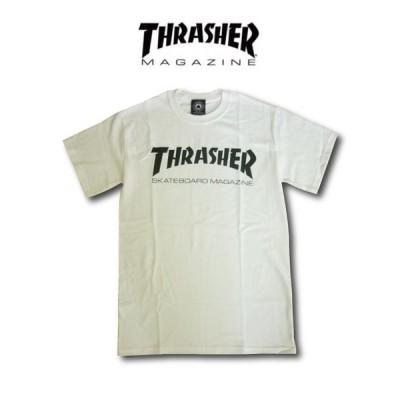 スラッシャー Tシャツ THRASHER T-SHIRTS SKATE MAG  ネコポスOK