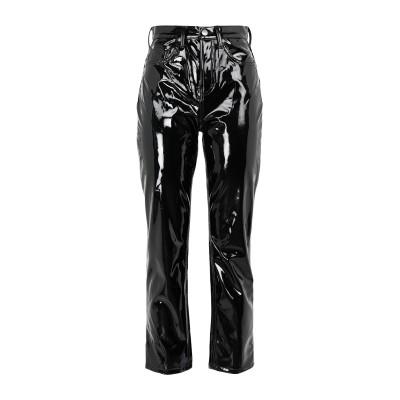 トップショップ TOPSHOP パンツ ブラック 30W-32L ポリエステル 100% パンツ