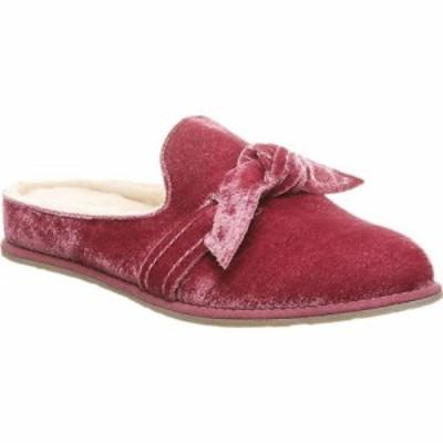 ベアパウ Bearpaw レディース スリッパ シューズ・靴 Liberty Slipper Rose