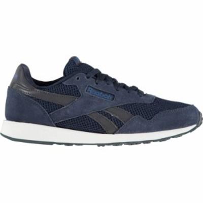 リーボック Reebok メンズ スニーカー シューズ・靴 royal ultra trainers Navy/Blue