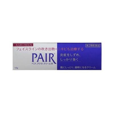 【第2類医薬品】ライオン ペアアクネクリームW (14g) 【セルフメディケーション税制対象商品】
