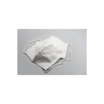 桐生市 ふるさと納税 ファッションマスク(ポケット付き:お出かけ用とオフィス用 各1枚 計2枚セット)