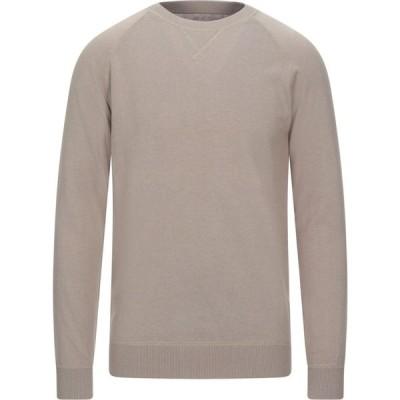 ミニマム MINIMUM メンズ ニット・セーター トップス sweater Beige