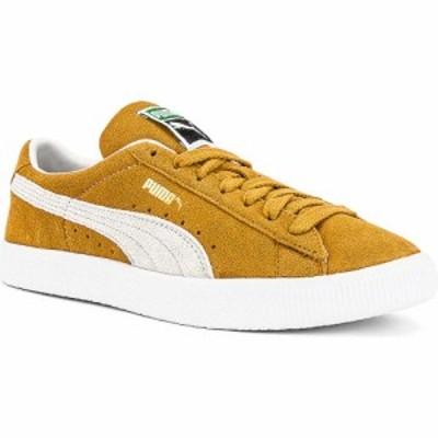 プーマ Puma Select メンズ シューズ・靴 Suede VTG Honey Mustard