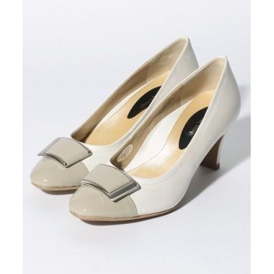 【シューズラウンジ】 [shoes lounge] 3126714 BG/BGE 23 レディース ホワイト 23 shoes lounge